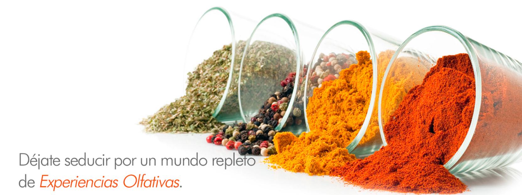 Aromatización, fragancias y eliminación de malos olores